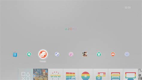 ps4 themes background ps4 ps3 and ps vita themes released to celebrate 20th