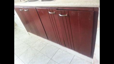 gabinete de cocina como hacer gabinete para cocina pedro aguero youtube