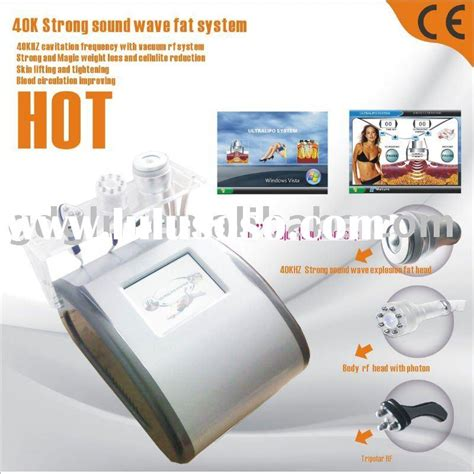 Detox Your Cavitations by Portable Ultrasonic Cavitation Portable Ultrasonic