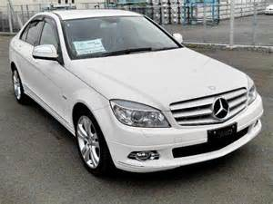 Mercedes C200 2008 Japanese Used Mercedes C200 Compressor 2008 Cars For Sale