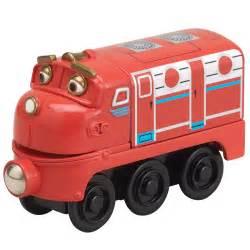 Chuggington Toy Trains Wooden Railway Cars