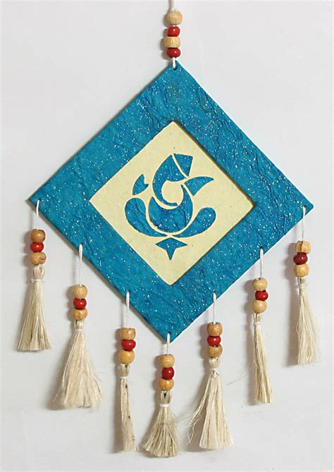 Wall Hangings - ganesha wall hanging