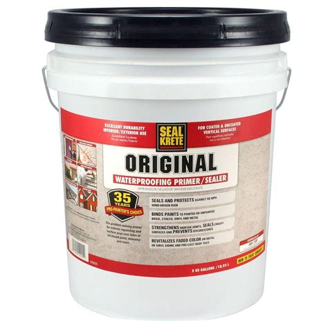 seal krete  gal original waterproofing sealer