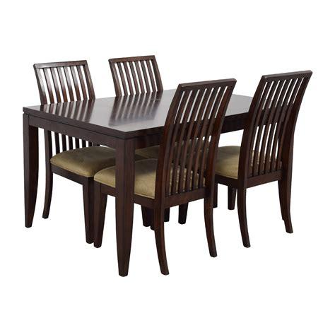 macys dining table set 45 macy s macy s metropolitan wood extendable