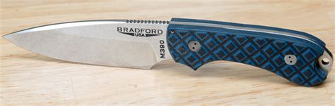 bradford guardian fixed blade knife review