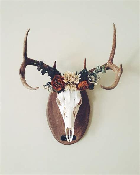 deer head home decor 25 best ideas about deer mounts on pinterest euro