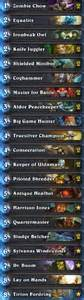 deck guides hearthstone midrange paladin deck list guide hearthstone april
