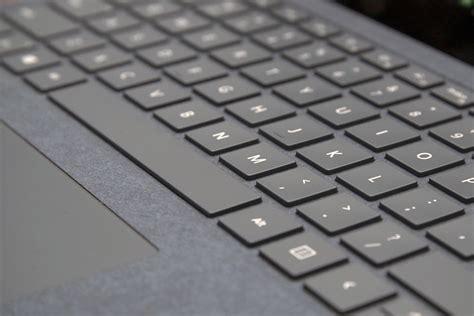 Keyboard Microsoft Surface surface laptop vs macbook air vs dell xps 13 vs hp