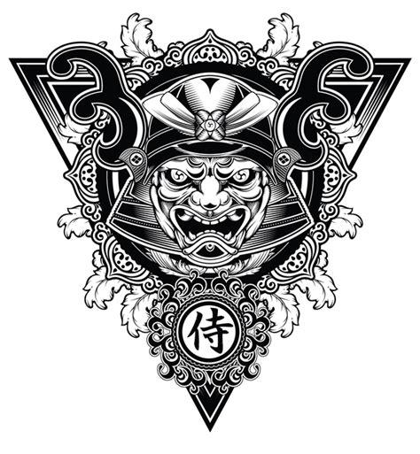 japan tattoo logo animated samurai mask mask samurai cartoon pictures