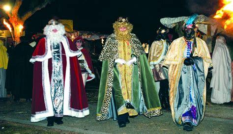 fotos reyes magos verdaderos cabalgatas rurales el d 237 a de valladolid