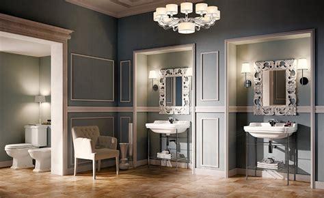 bagni stile classico bagno in stile classico tra sanitari e colori