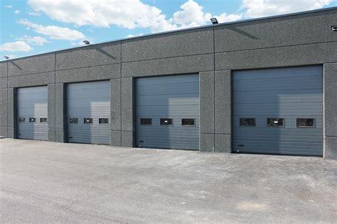 porte hormann portes industrielles sectionnelles motoris 233 es smf services