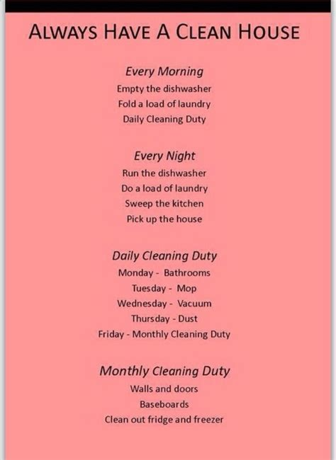 Clean This House by Tips On How To Keep Your House Clean Ok I Can Do This Home Decoras