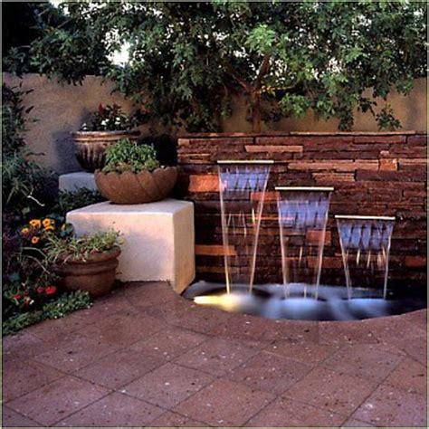 backyard water fountains room color ideas bedroom