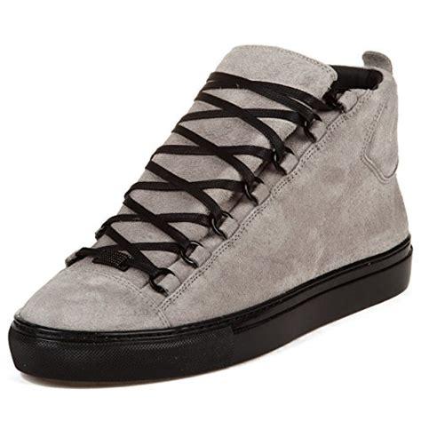 balenciaga sneakers mens balenciaga mens sneaker pelle s gomm croute poil