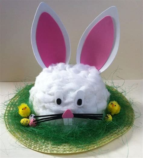 Joe Rabbit Bonnet best 25 easter bonnets ideas on easter hat