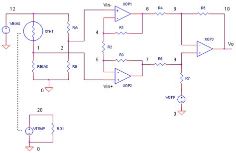 ntc thermistor circuit design thermistor pre