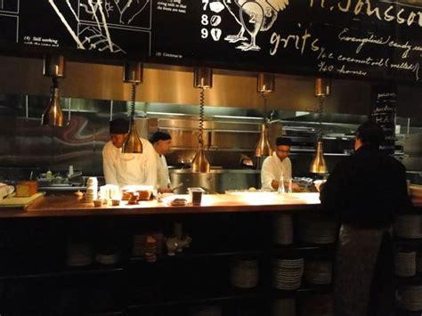 Open Kitchen New York by Restaurant Open Kitchen Open Kitchen Restaurant Interior