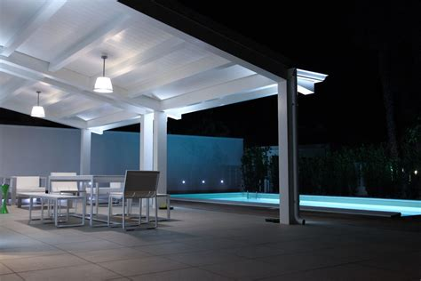 verande in legno lamellare veranda in legno lamellare laccato per arredo zona living