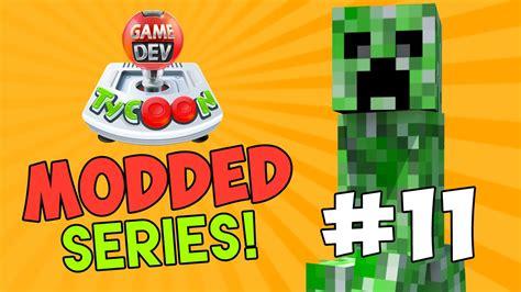 game dev tycoon ultra mod game dev tycoon modded 11 minecraft w seniac youtube