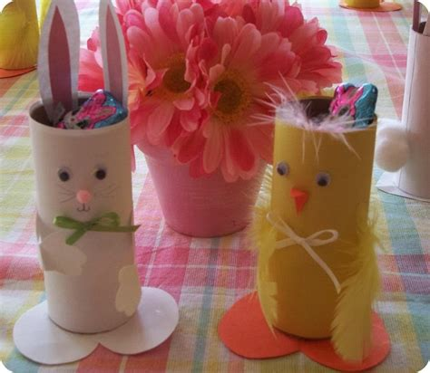 Easter Toilet Paper Roll Crafts - gifts that say wow crafts and gift ideas 6