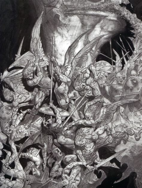 paradise lost the art of simon bisley