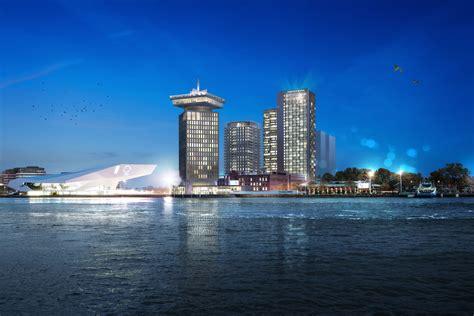 maritime vacature bouw mega hotel maritim amsterdam noord deze week van start