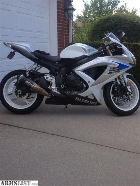 2013 Suzuki Gsxr 600 For Sale Armslist For Sale 2008 Suzuki Gsxr 600