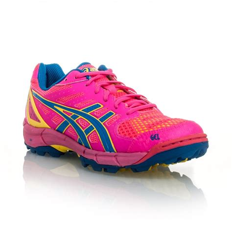 asics gel lethal elite 5 womens turf shoes pink