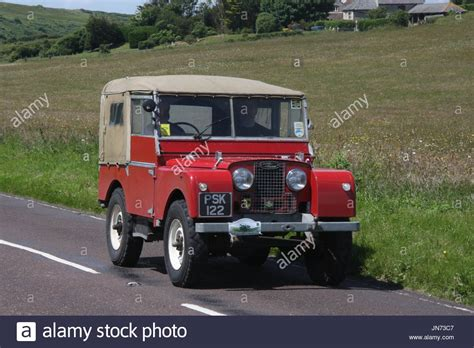 land rover one land rover series one stock photos land rover series one
