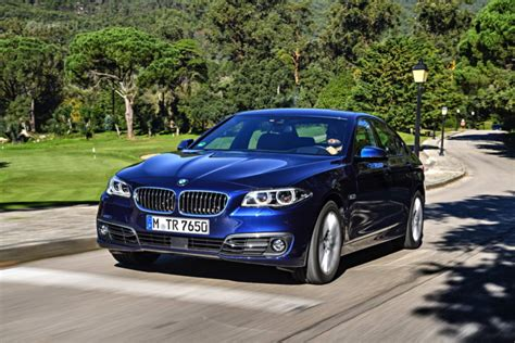 2013 2014 bmw 5 series recall for vehicles with visibility