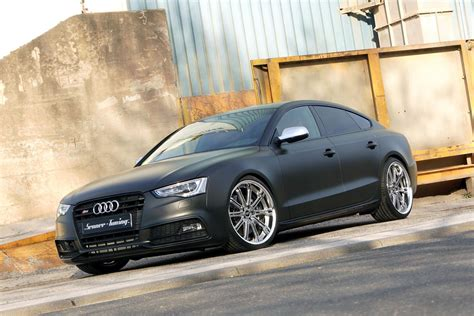 Audi S5 V6 Tuning by Audi S5 Sportback By Senner Tuning