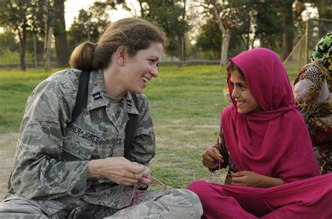 File:U.S. Air Force Capt. Mary Danner Jones, a public affairs officer with the Nangarhar