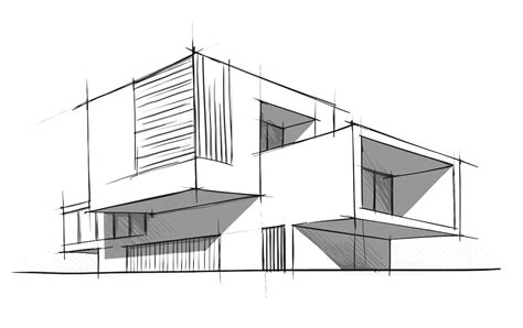building sketch related keywords suggestions for modern building sketch