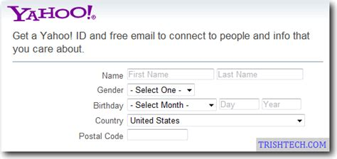 email ymail how to sign up for free yahoo email