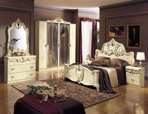 fashion inspired bedroom renaissance style interior design ideas