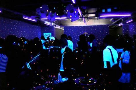 uv light feel events melbourne