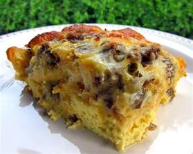economic research breakfast casserole