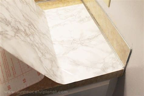 Contact Paper Countertop by 25 Best Ideas About Contact Paper Countertop On