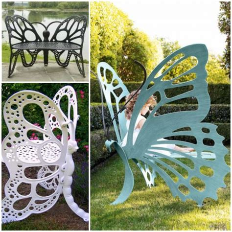 butterfly bench garden butterfly garden bench is absolutely stunning the whoot
