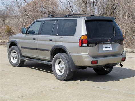 mitsubishi montero sport 2001 mitsubishi montero sport 2002 lifted image 56
