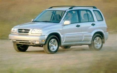 2000 Suzuki Grand Vitara Review Used 2000 Suzuki Grand Vitara Suv Pricing Features Edmunds