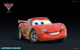Lightning Mcqueen Car Racing Lightning Mcqueen The Race Car From Disney S Cars 2 Hd