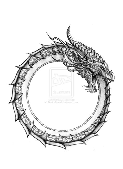 ouroboros tattoo design ouroboros images designs