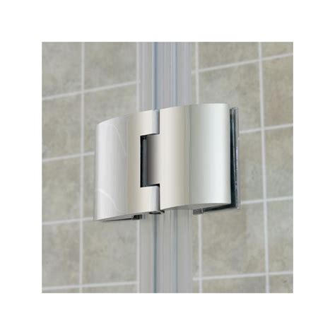 Aqua Glass Shower Door Replacement Parts Faucet Shdr 3148726 04 Fr1 In Brushed Nickel Frosted Glass Left By Dreamline