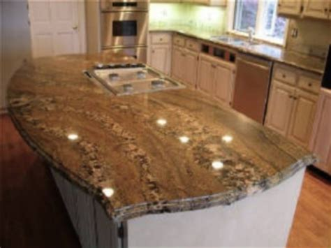 granite island kitchen compass home solutions our countertop edges