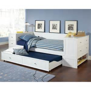 Platform Bed With Trundle Storage Chest Of Drawers Bedroom Chests Humble Abode
