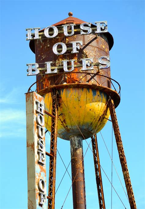 house of blues downtown disney water tower history stands tall at house of blues at downtown disney 171 disney parks blog