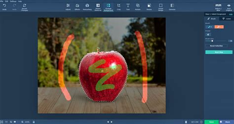 apple wallpaper photo editor removing background from photos with movavi photo editor