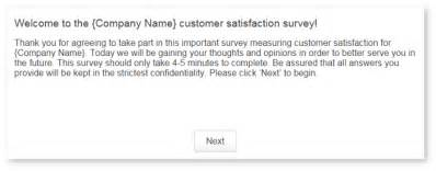 survey disclaimer template how to write a proper survey introduction fluidsurveys